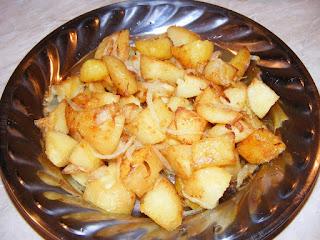 Cartofi taranesti de post retete culinare,