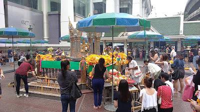 Four Face Buddha Bangkok