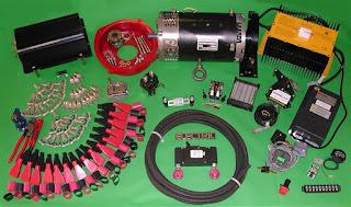 Kit de conversion de voiture électrique