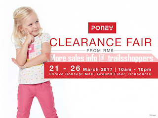 PONEY Clearance Fair 2017