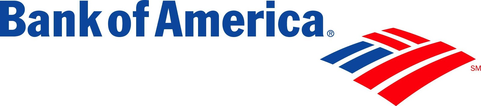 History of All Logos All Bank of America
