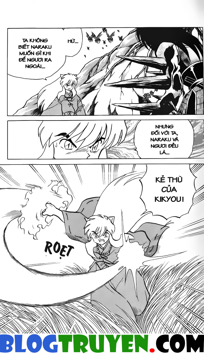 Inuyasha vol 22.3 trang 10