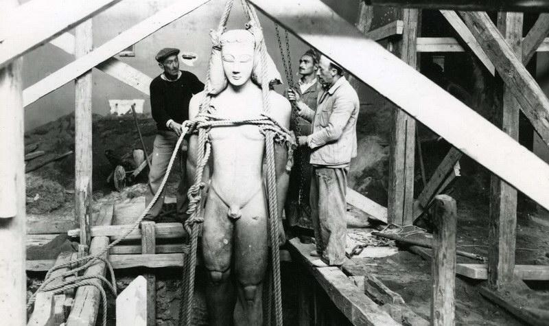 Το Έπος του '40 και της διάσωσης ελληνικών αρχαιοτήτων