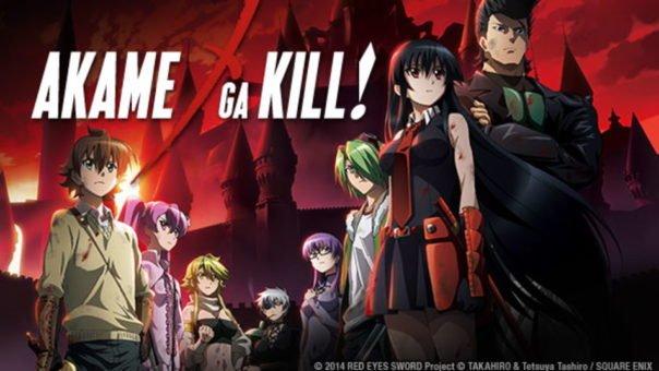 Akame ga Kill BD Subtitle Indonesia