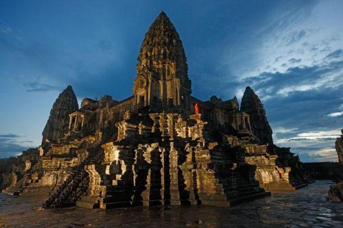 Peradaban Khmer, Bangsa Kamboja Kuno yang Kini Punah