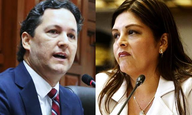 Daniel Salaverry considera que denuncia de Karina Beteta tiene fines políticos
