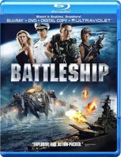 Battleship (2012) BRRip 480p 450MB Dual Audio ( Hindi - English ) MKV