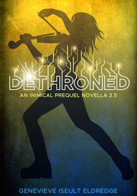 Front cover image of DETHRONED (CIRCUIT FAE BOOK 2.5) by Genevieve Iseult Eldredge