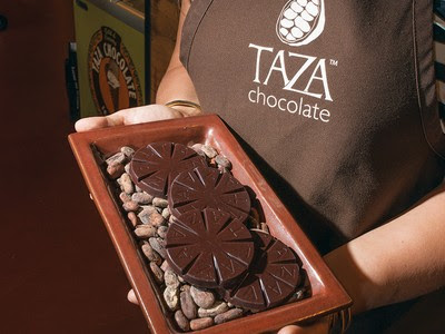 Taza Chocolate Factory