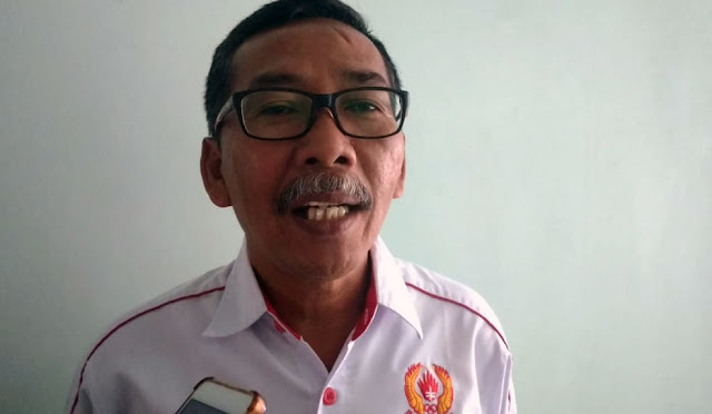 Ketua KONI Lumajang H. Ngateman