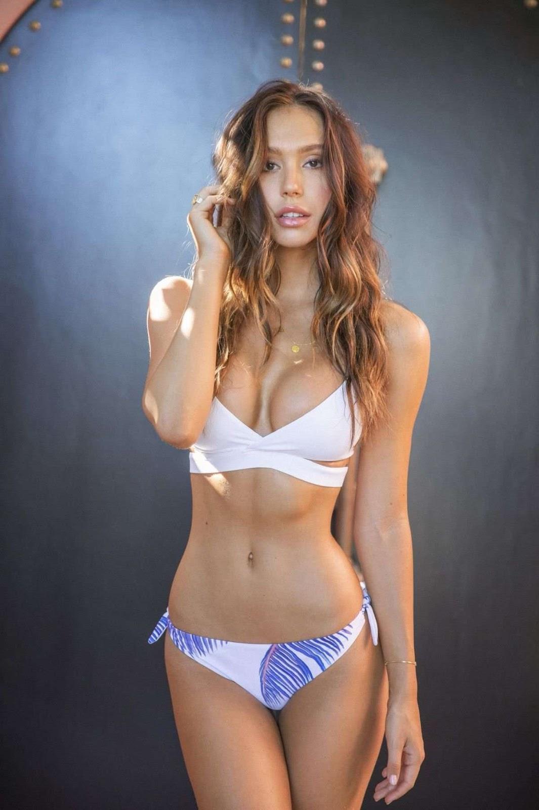 Alexis Ren – Alexia Stam 2019 Swimwear
