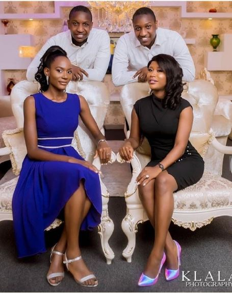 Identical Twins Set To Wed Same Day (Pre-Wedding Photos)