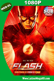 The Flash Temporada 4 (2017) 04X08 Subtitulado WEB-DL 1080p - 2017