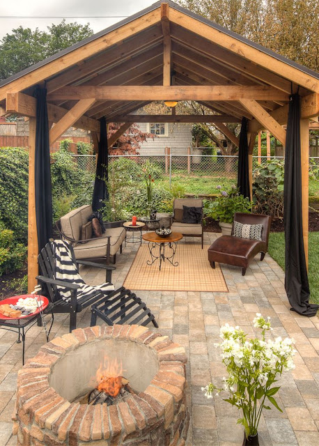 مظلات حدائق خشبية بخصم 751bd380eff145032a59