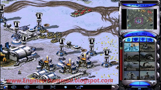 red alert 2 white map