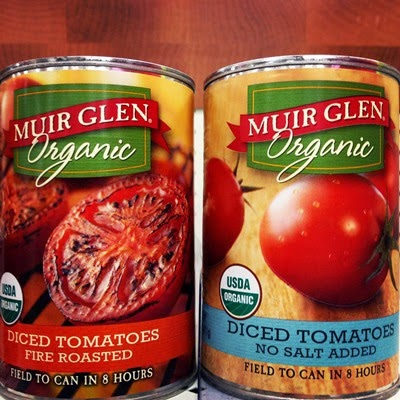 Vegan Vegetarian Food Target Muir Glen Organic Fire Roasted Tomatoes and Diced Tomatoes No Salt