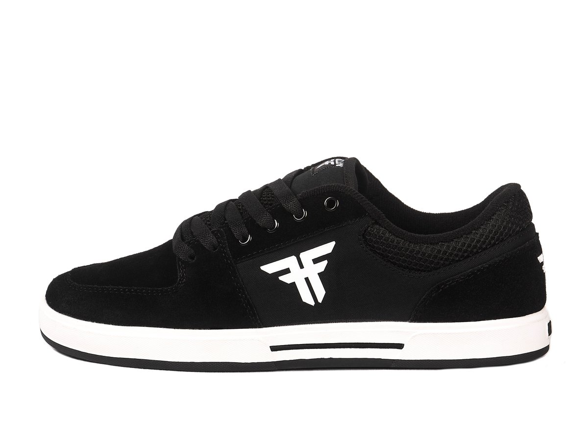 f0bb29421e Fallen started in 2003 by professional skateboarder Jamie Thomas. This skate  shoe brand would branch off of the successful Black Box Distribution