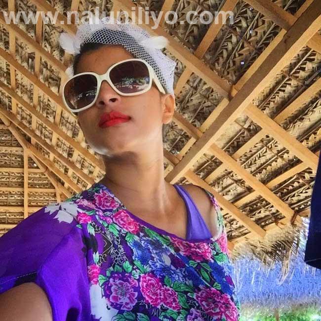 Nadeesha Hemamali bikini beach hotels hot photos yacht trip new song Cute Hot Actress Blue Sexy Hot Photos