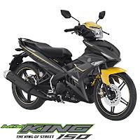 Harga Kredit Motor Murah Yamaha Jupiter MX King 150 Diskon Besar