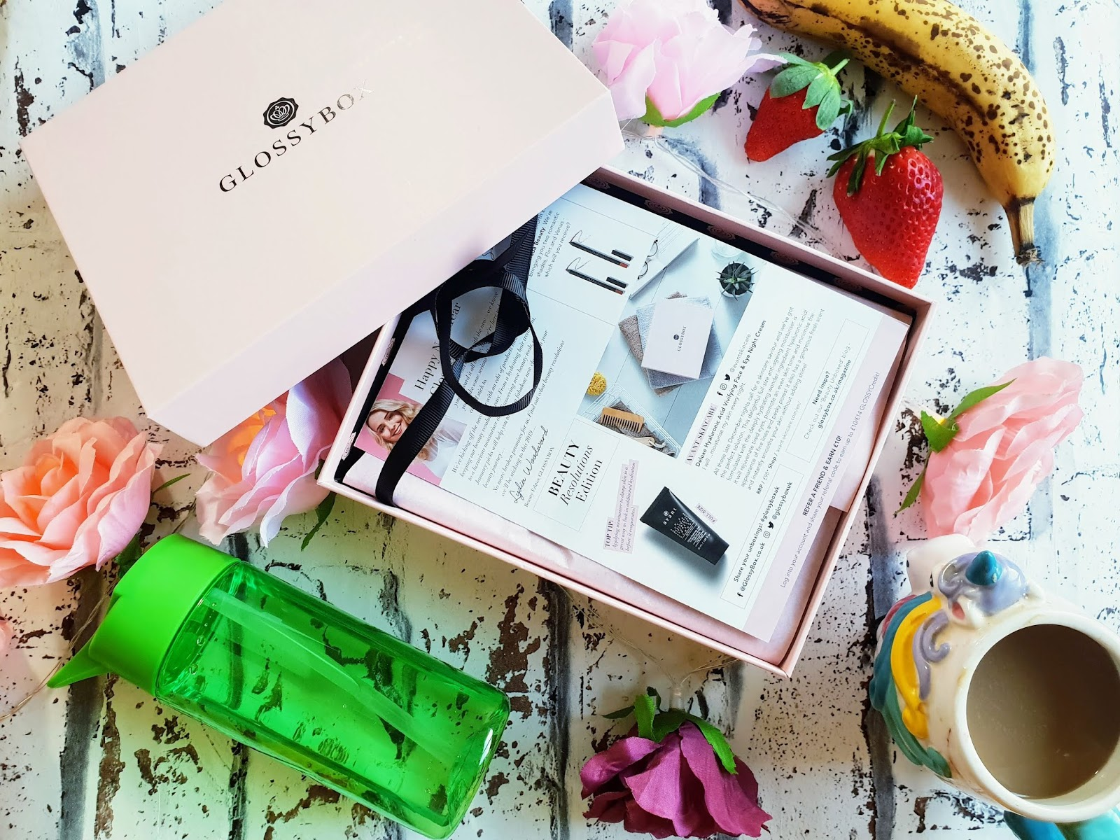 January Glossybox 2019 review