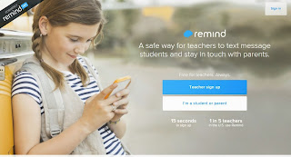 Beg, Borrow, and Teach!: Using Remind technology to communicate with parents and students.