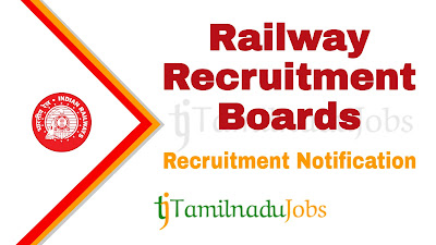 RRB Recruitment notification 2019, govt jobs for 10th pass, govt jobs for ITI