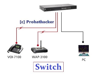 What is Network Devices - Switch