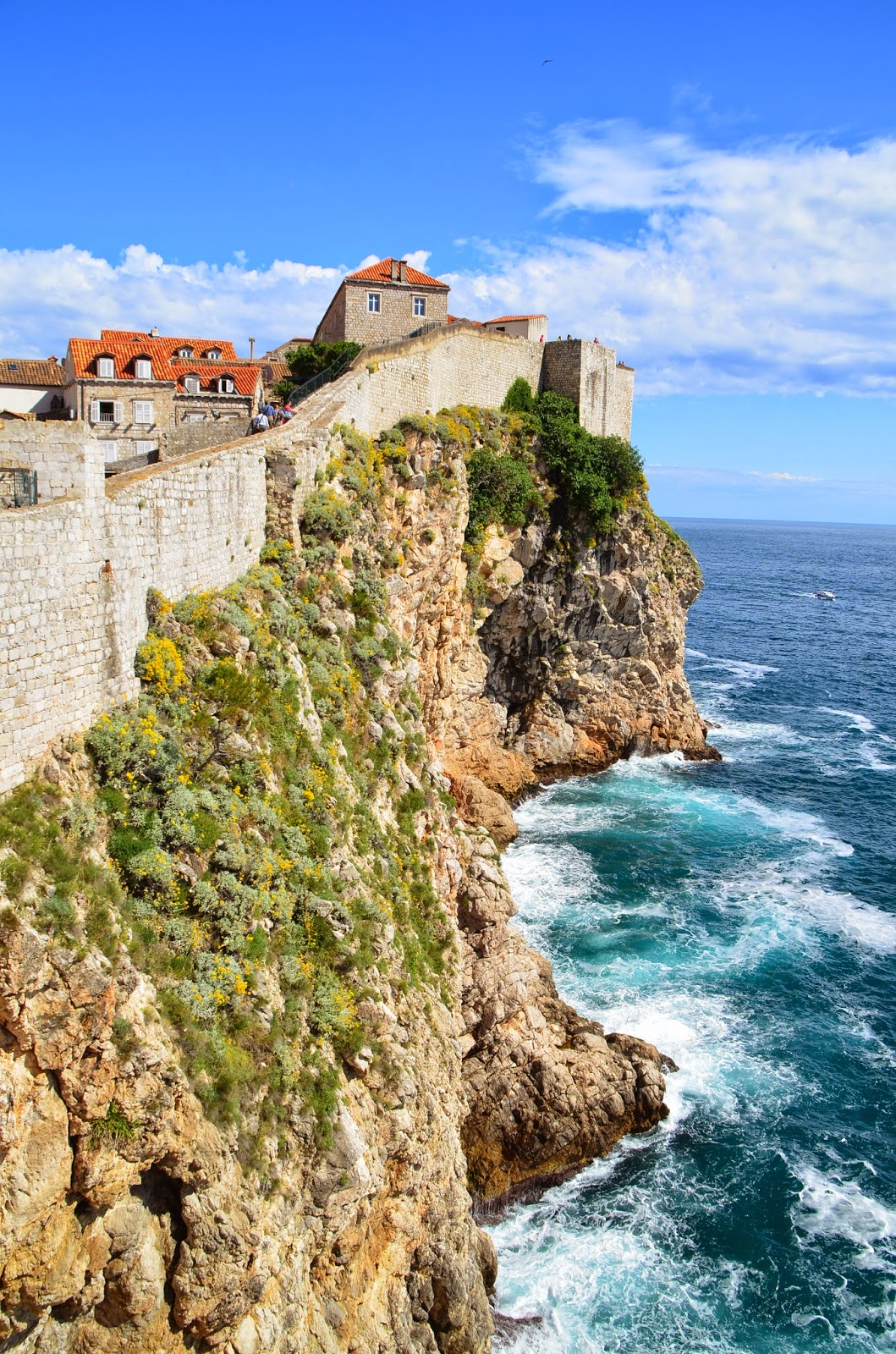 Muralha da Cidade Antiga, Dubrovnik.