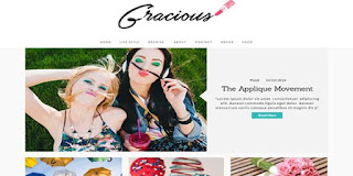 gracious-blogger-template