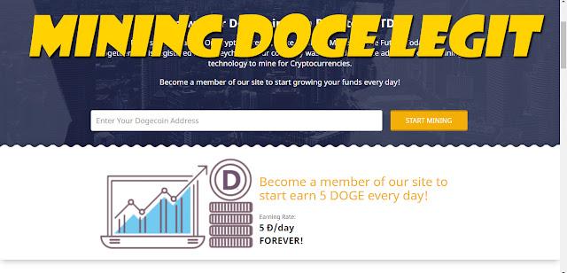 Situs Mining Doge Terbaru dan Pastinya Legit