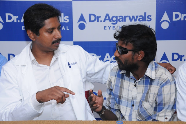 Vision of 2 young adults who lost their sight to occupational ocular injury restored at Dr. Agarwal's Eye Hospital