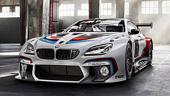 2017 Bmw M6 Gt3 Working On New Art Car