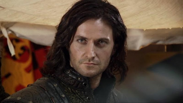 Richard Armitage - Long or Short Hair?