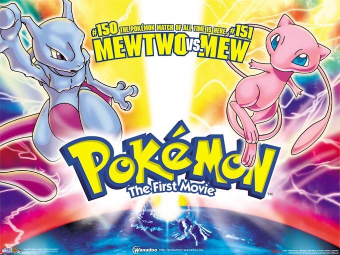 Pokemon Movie 1: Mewtwo no Gyakushuu BD