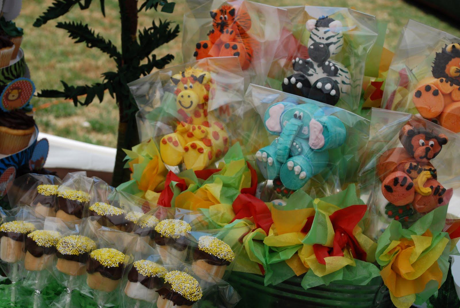 12 Fillable Bottles Baby Shower Favors Prizes Games Safari ... |Safari Animal Baby Shower Favors