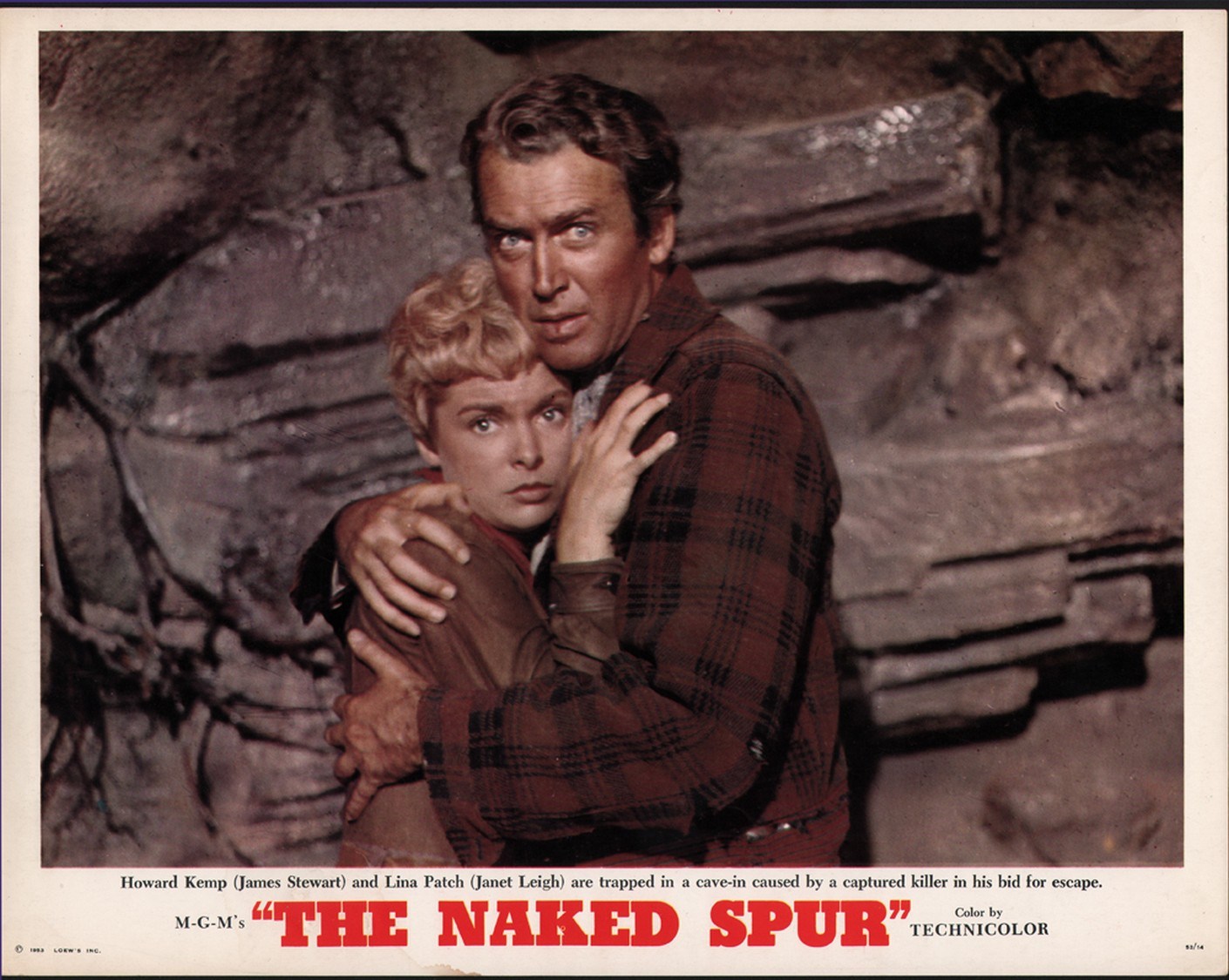 Watch The Naked Spur