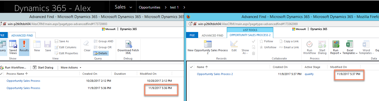 Dynamics 365 - CRM: Dynamics 365 - Thinking to trigger a