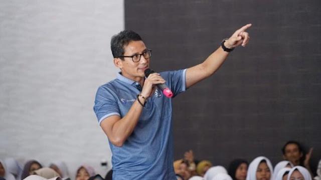Hanum Rais Dilaporkan ke PDGI, Sandiaga: Kita Life Need to Move On as Usual
