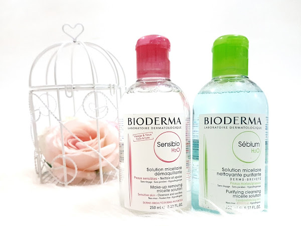 [Review] Bioderma Micellar Water Sensibio H2O