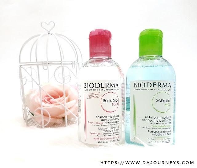 Review Bioderma Micellar Water