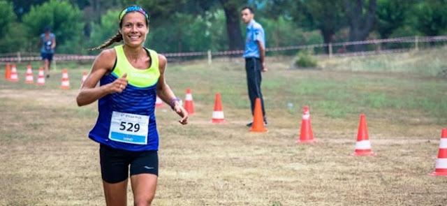 Η Τζένη Μπουλμέτη από το Άργος 1η στο Πανελλήνιο Πρωτάθλημα Τριάθλου