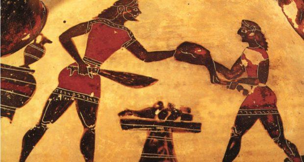 Συνταγή μαγειρικής από τον 4ου Αιώνα π.Χ