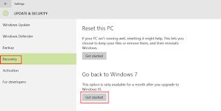 windows 10 uninstall