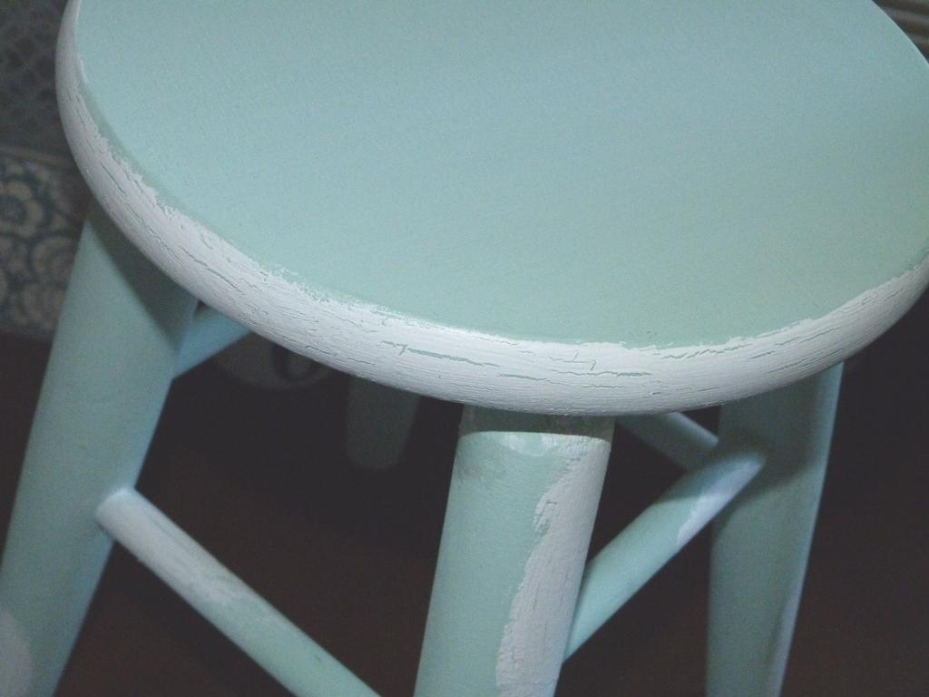 Decoupage en muebles paso a paso for Muebles craquelados