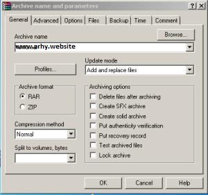 Cara Mengekstrak Files Menggunakan WinRAR dengan Mudah