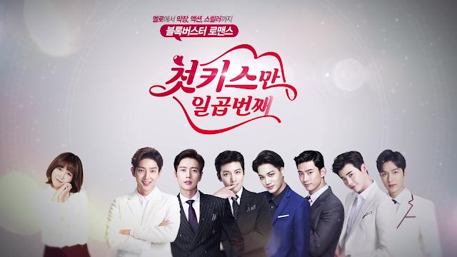 Web Drama Korea Seven First Kisses Subtitle Indonesia