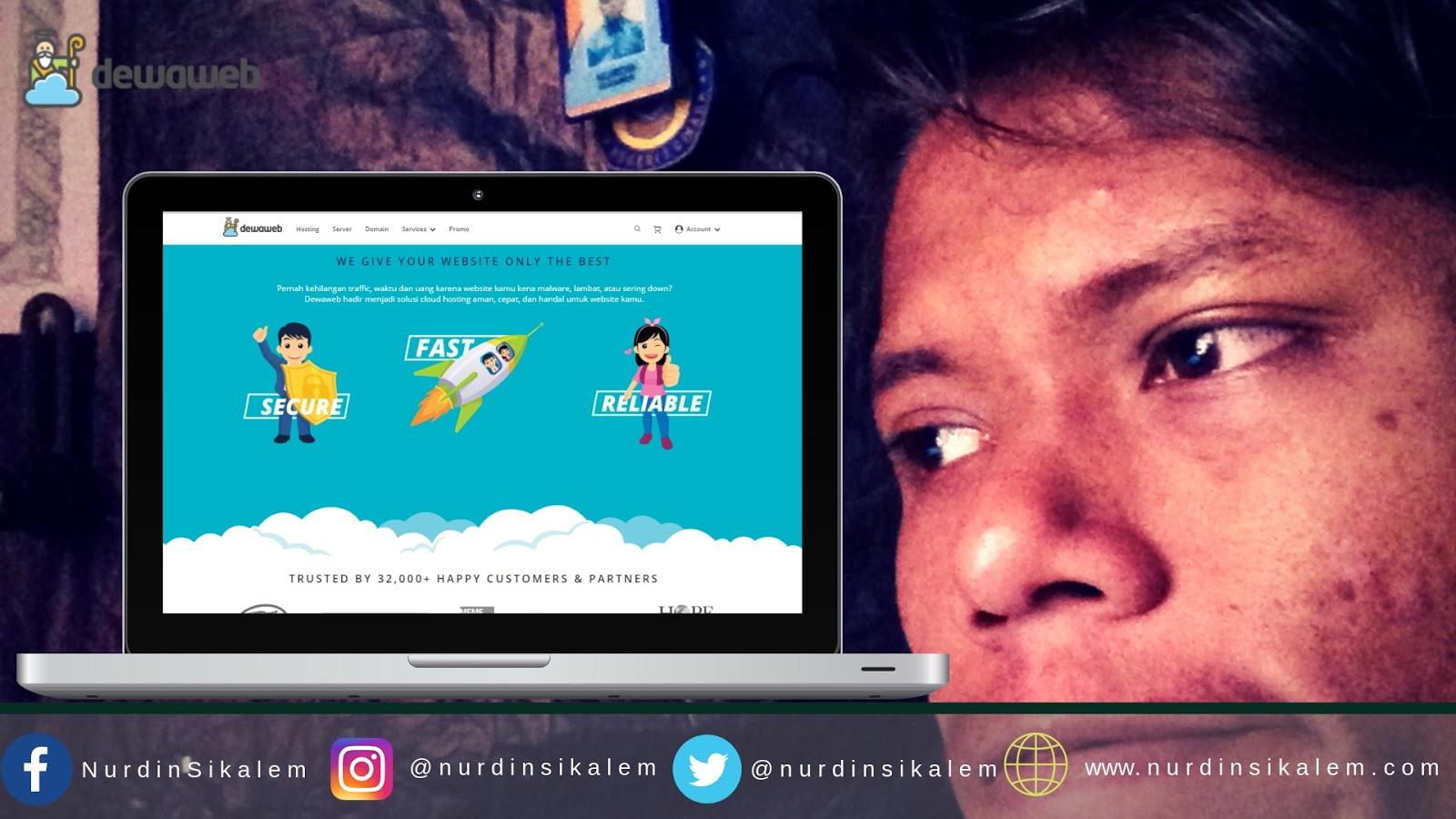 hosting tercepat di indonesia