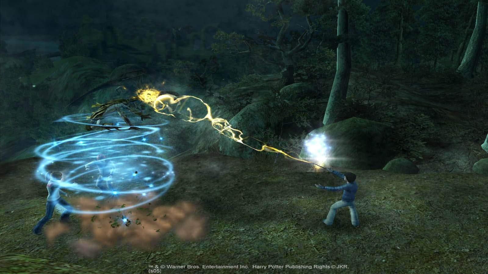 تحميل لعبة Harry Potter And The Goblet Of Fire مضغوطة برابط واحد مباشر + تورنت كاملة مجانا