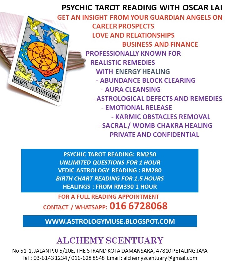 Tarot Reading, Vedic Astrology and Healing Courses and Services Soul