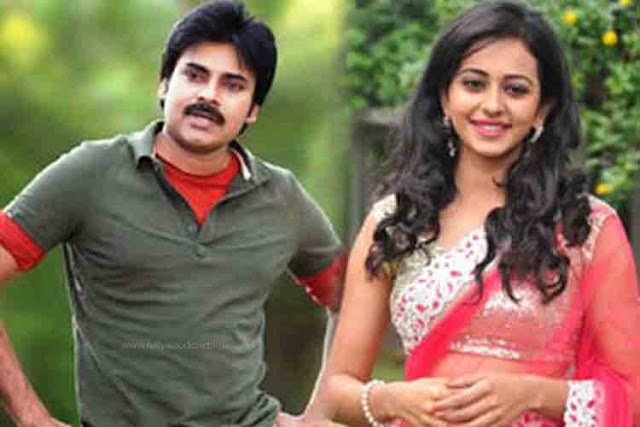 Rakul Preet Singh Rejected Pawan Kalyan Movie ?